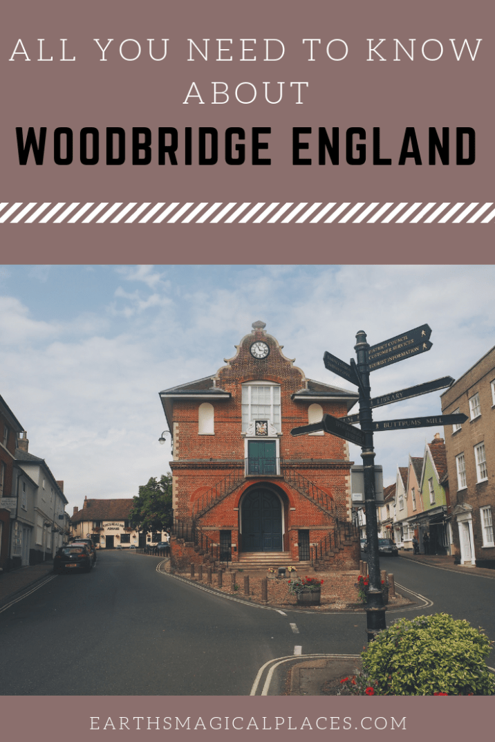 When you visit Suffolk England, you'll notice that its full of beautiful houses and an endless amount of beach. Pictures won't do this United Kingdom location justice so you'll have to visit Suffolk England and my favourite town of Woodbridge yourself! Here's all you need to know #Suffolk #England #UnitedKingdom #Beach