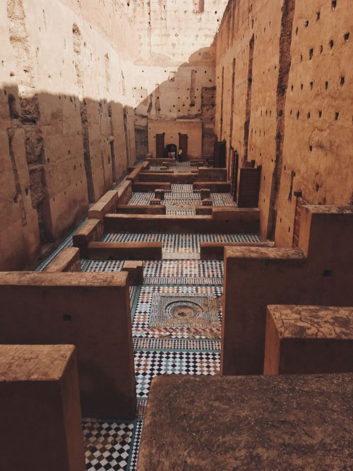 What to see in morocco badi palace
