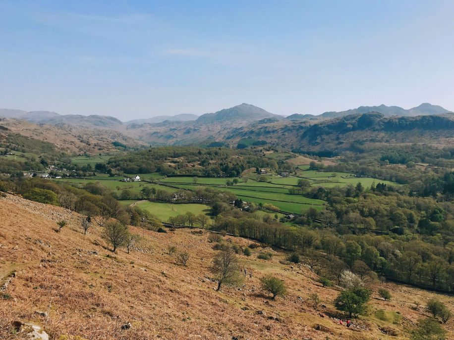 Eskdale Lake District
