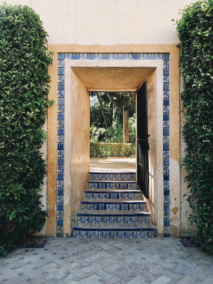 Real Alcazar Gardens 3 days in Seville