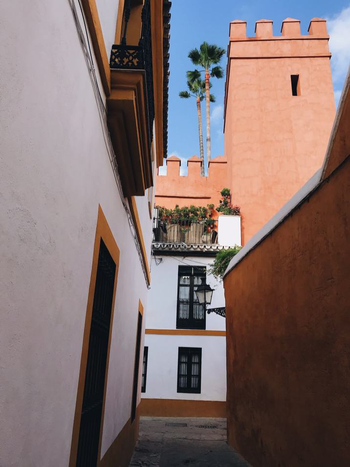 What to see in Seville in 3 days jewish quarter