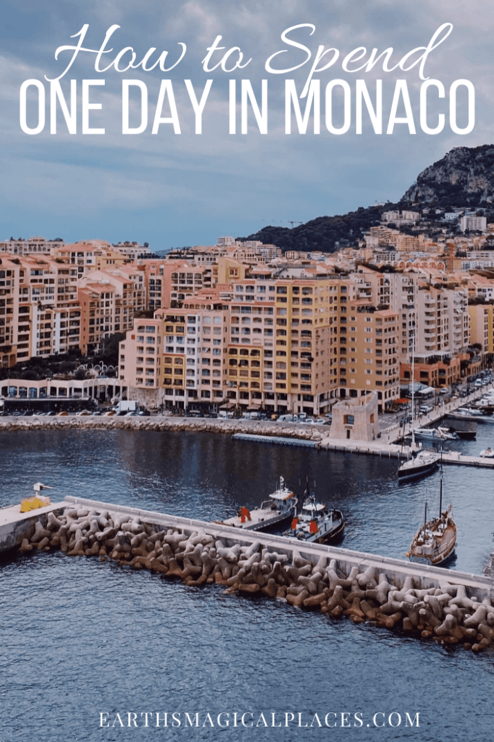 Your guide to visiting all the beautiful places in Monaco in one day! The cities highlights include Monte Carlo and the palace.... In other words, this post is sure to spark your wanderlust and help you discover the best things to do in Monaco!#Travel #Monaco #Wanderlust #Luxury