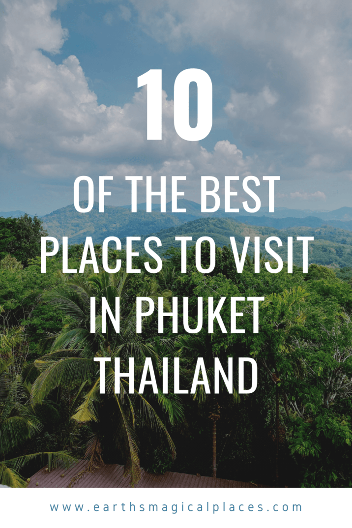 Top 10 things to do in Phuket Thailand to add to your Thailand bucket lists. This post is your guide to the top activities, places to visit and all the fun and unusual things to do in Phuket! #Phuket #Thailand #thingstodo