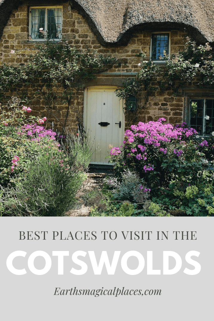 Want to find out the best places to visit in the Cotswolds? Well here are some of the prettiest villages in the Cotswolds that you can visit! | best villages in the Cotswolds | Cotswolds Villages #Travel #England