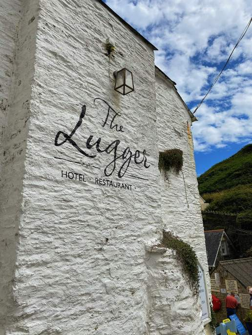 The Lugger Hotel Portloe