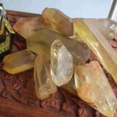 Natural African Citrine