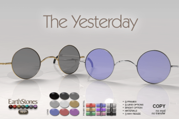 EarthStonesYesterdayGlasses