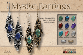 EarthStonesMysticEarrings