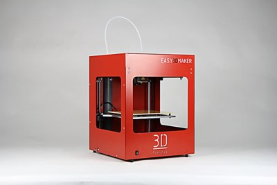 3dprinter sml 400x267 Are 3D Printers Safe to Use?