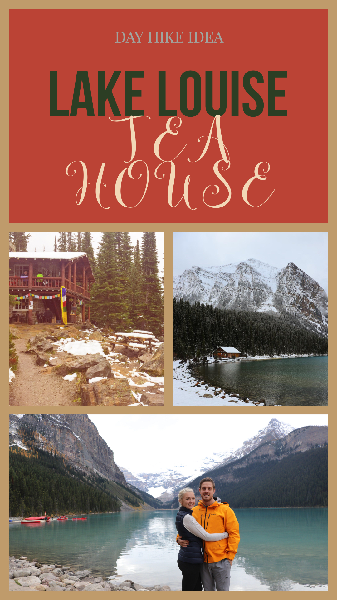 Looking for a hiking trail in Lake Louise? Check out this ake Louise Tea House Hike. Hiking Banff, Lake Louise, Canada.