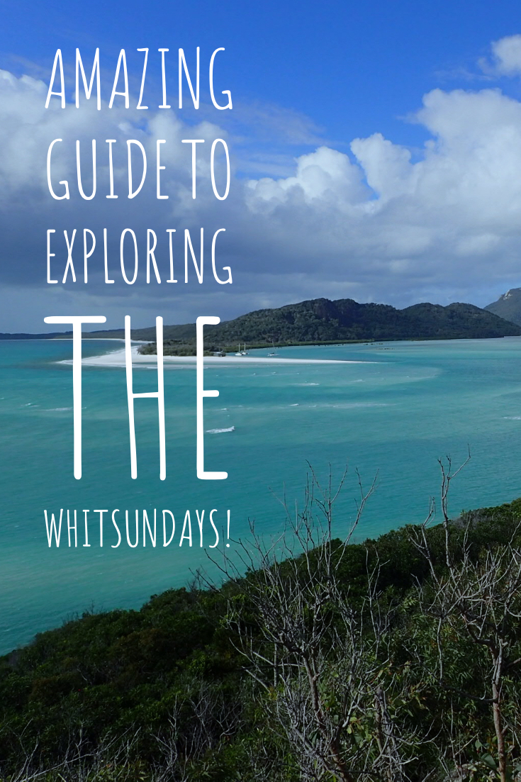 Oh my gosh! The Whitsundays exploring!