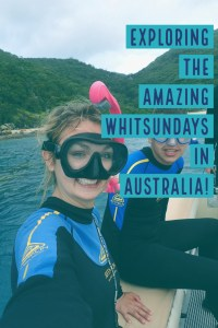How to see the Whitsundays in Australia
