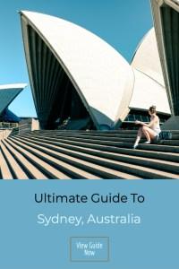 Guide to Sydney Australia_ 3 Days