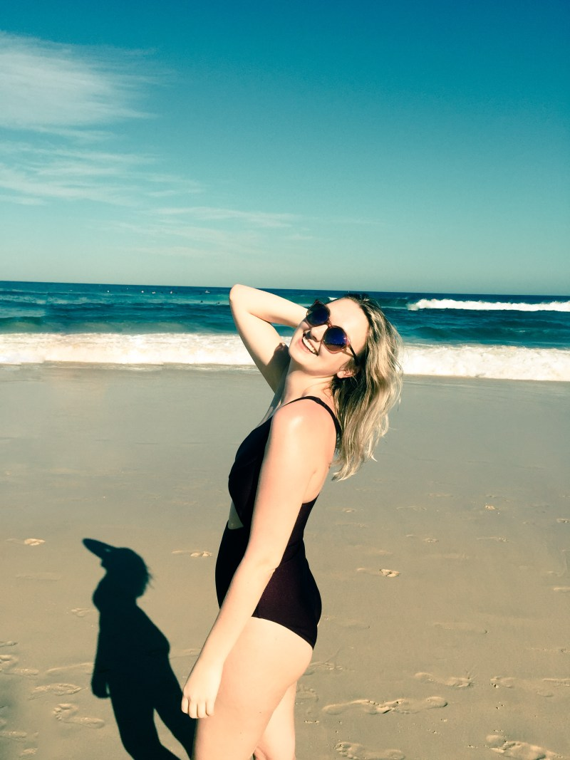 The Beautiful Bondi Beach