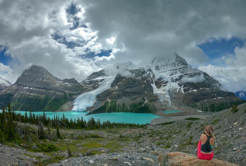 Berg Lake Trail! Travel in Beautiful British Columbia!