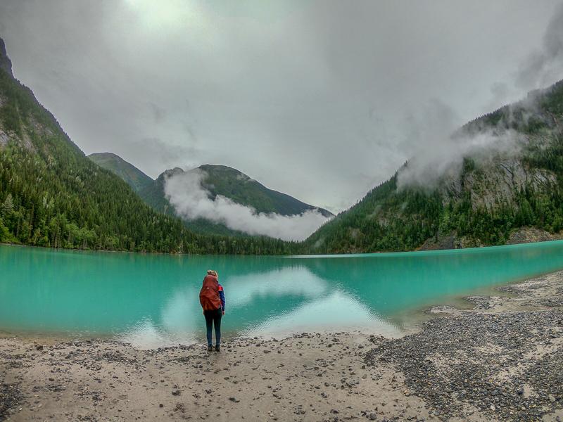 The beautiful Kinney Lake!