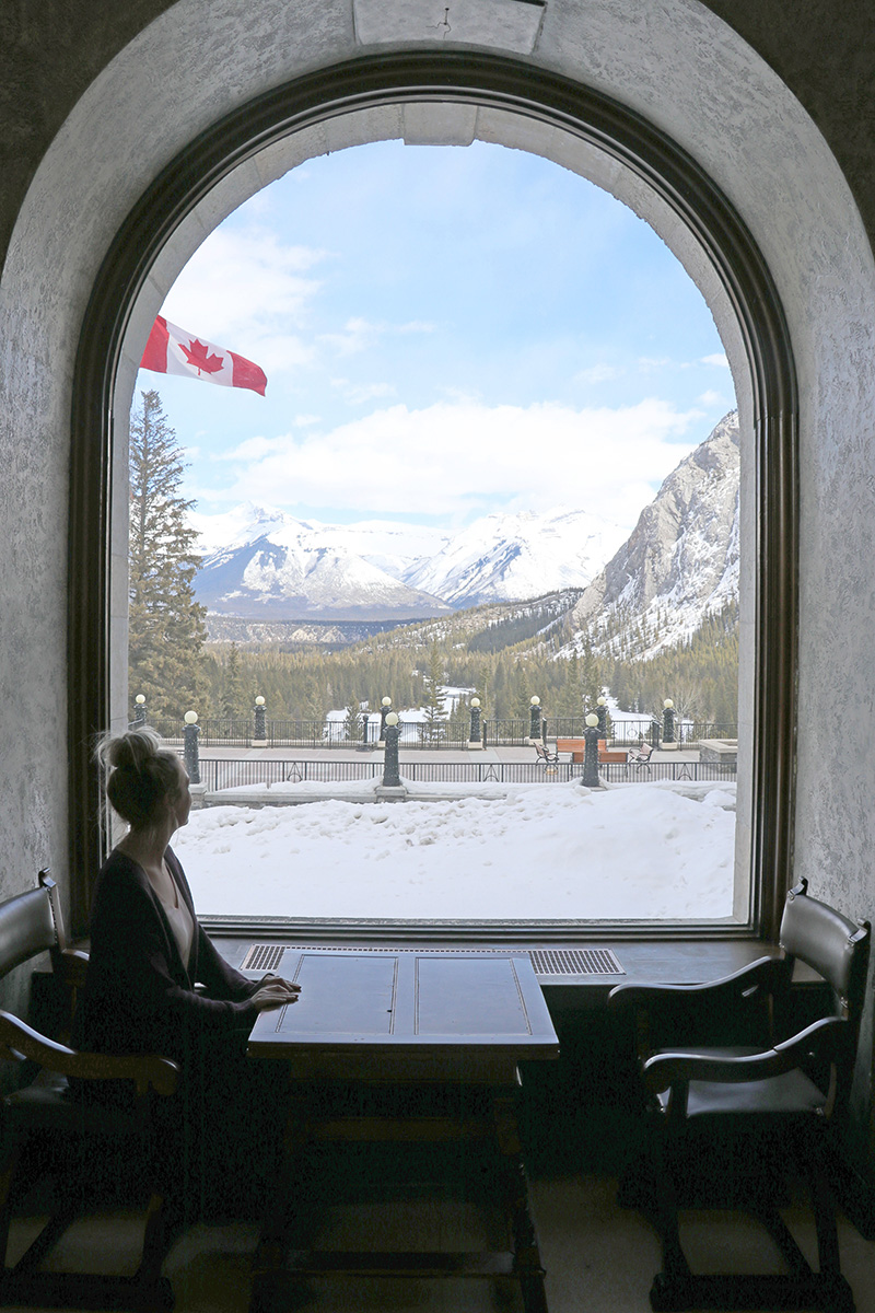 Explore the Banff Springs Hotel