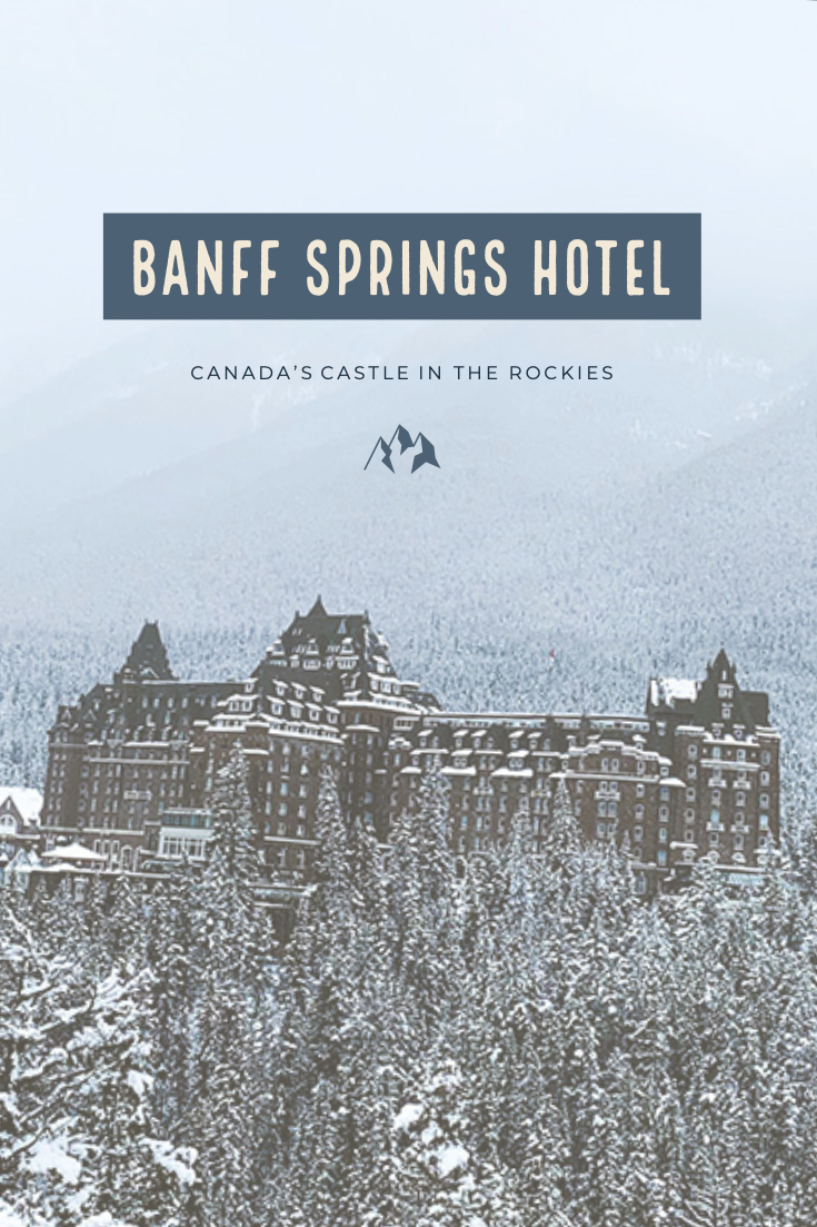 Banff Springs Hotel Guide! Canada destination hotel!