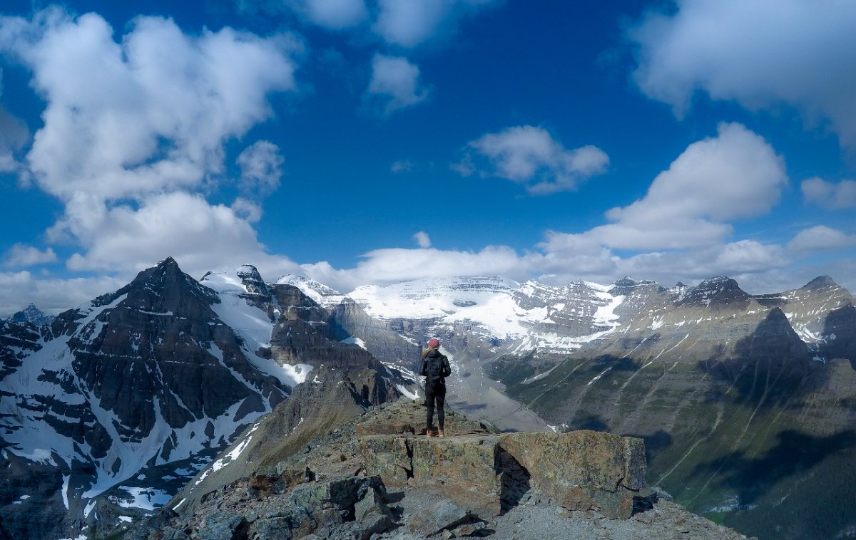 Fairview Mountain 360 View of Peaks Best Hikes in Banff