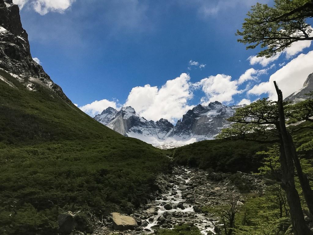W Trek Torres Del Paine Mirador Britanico