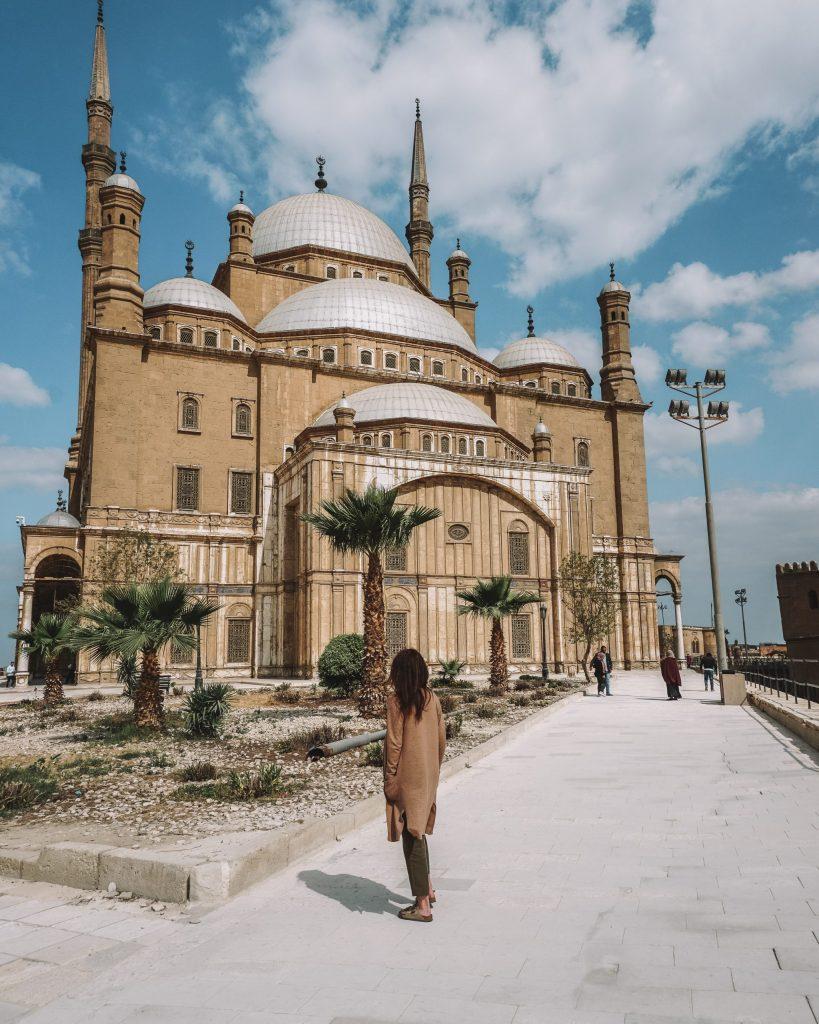 Mosque of Muhammad Ali Cairo Egypt