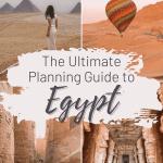 Egypt Travel Guide Luxor Aswan Cairo