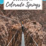 Fun Things to Do in Colorado Springs