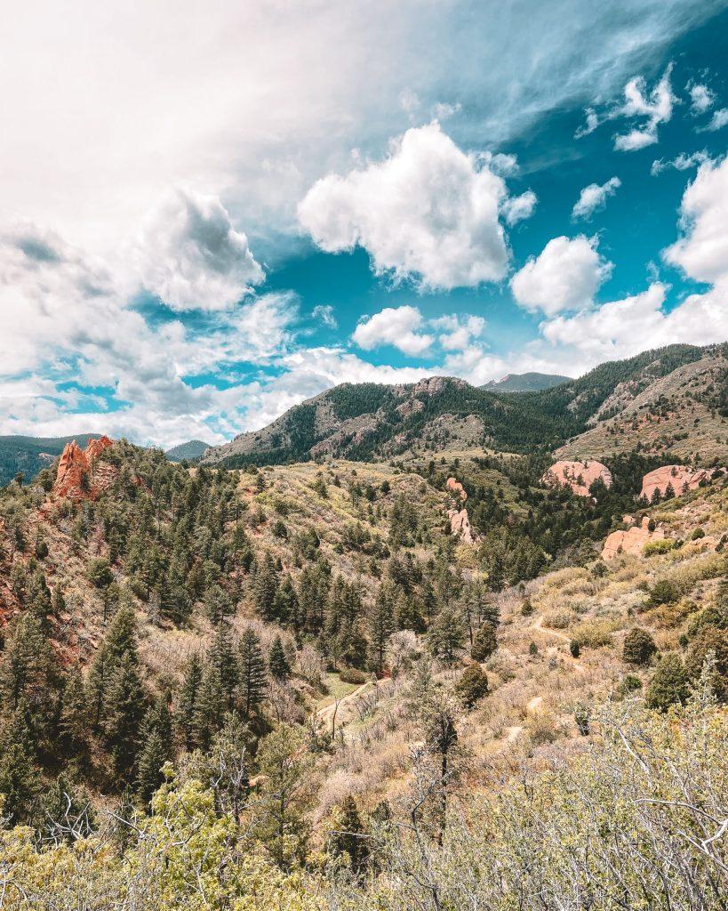 Red Rock Canyon Open Space, Colorado Springs