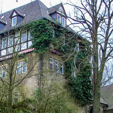 A Visit to a Ghost Castle Hotel From My Past