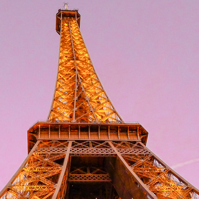 Travel better and see the Eiffel Tower