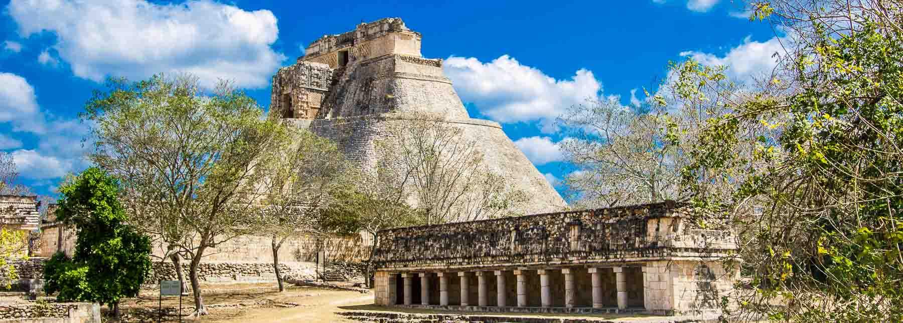 Mexico Road Trip, Mayan Ruins in Yucatan Peninsula