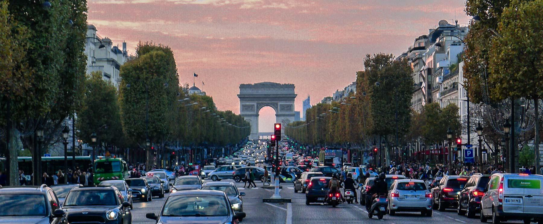 Champs Elysée.