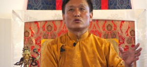 Rinpoche Speaking