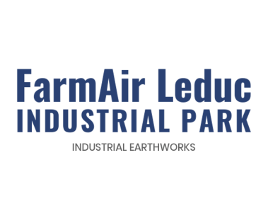 FarmAir Leduc Logo & Link