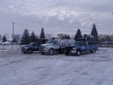 M.A.P. Service & Fuel Trucks