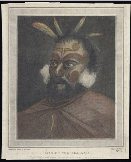 Tuanui, (also known as Rangituanui), principal chief of Ngati Hikatoa 1777.png