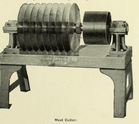 Meat Cutter 1