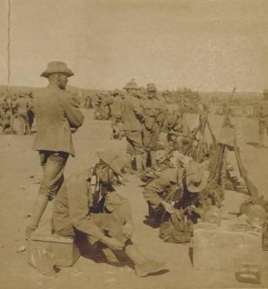 Boer war 1