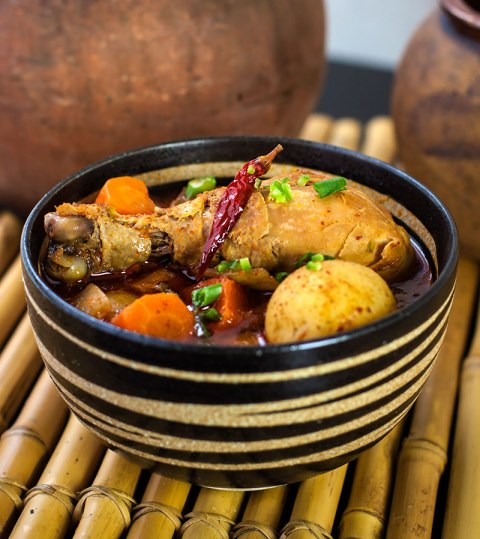 Gochujang Chicken Stew