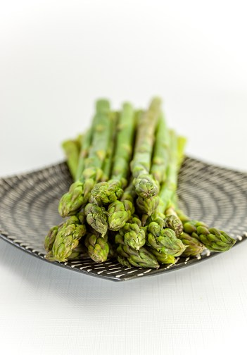 Cooked Asparagus Spears