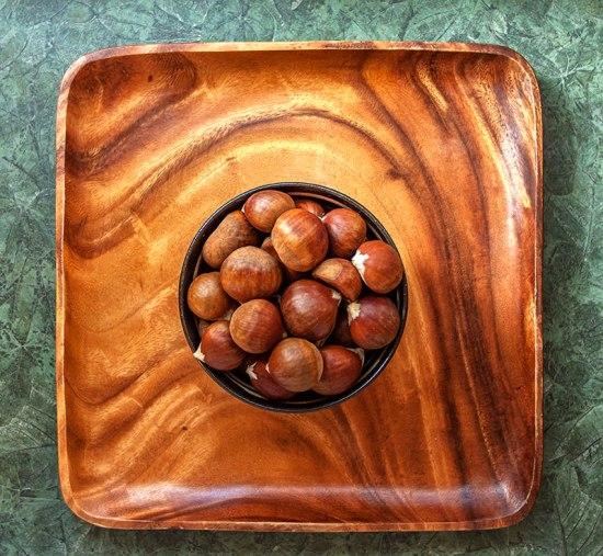 Fresh American-grown Chestnuts