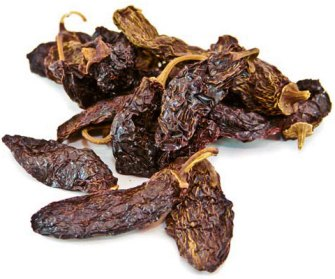 Dried Chipotle Chiles