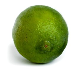 The lime stands alone
