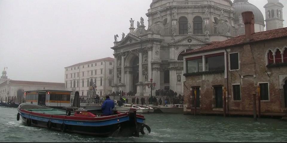 Venice Underwater