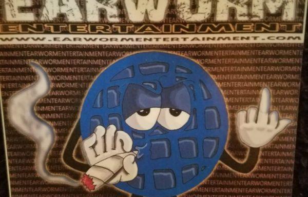 Waffle Shop Boyz – Blue Waffle [Square] Magnet
