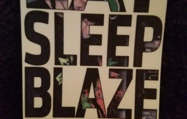 Canna CDK Eat Sleep Blaze Repeat Magnet