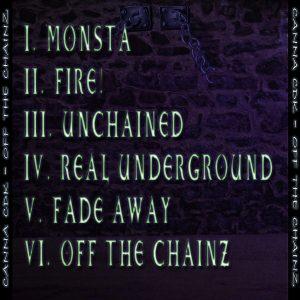 Canna - Off the Chainz Album