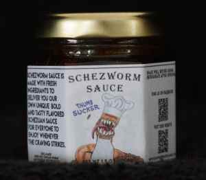 Thumb Sucker Schezworm Sauce