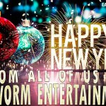 Happy New Year from Earworm