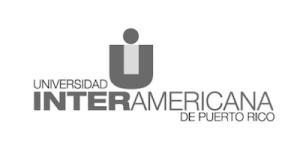 Universidad Interamericana de Puerto Rico Client gray logo Commercial Security System